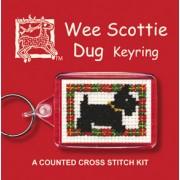 KRSD Wee Scottie Dug Keyring