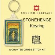 Stonehenge Keyring