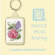 KRSP Sweet Peas Keyring