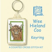 KRWHC Wee Hieland Coo Keyring