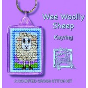 KRWWS Wee Woolly Sheep Keyring