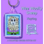 KRWWS Wee Woolly Sheep Keyring