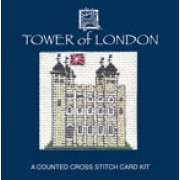 LMTL Tower of London Miniature Card