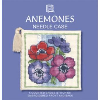 NCAN Anemones Needle Case