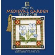 NCMG Medieval Garden Needle Case