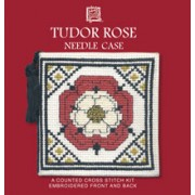 NCTR Tudor Rose Needle Case