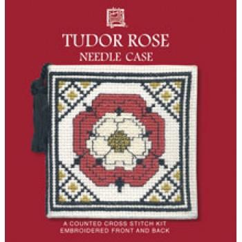 NCTR Tudor Rose Needle Case
