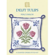 DTPC Delft Tulips Pincushion