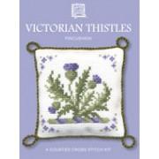 PCVT Victorian Thistles Pincushion