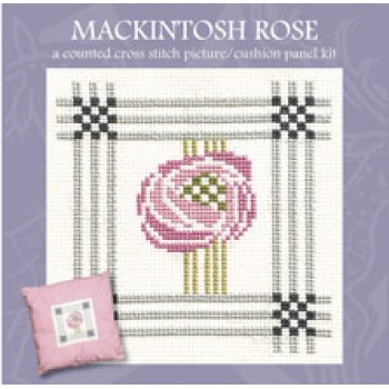 PMR Mackintosh Rose Picture