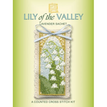 SALV Lily of the Valley Sachet