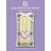 MRSA Mackintosh Rose Sachet