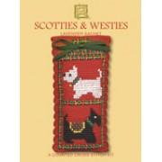 SWSA Scotties & Westies Sachet