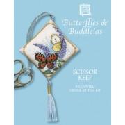 SKBB Butterflies & Buddleia Scissor Keep
