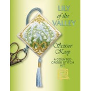 SKLV Lily of the Valley Scissor Keep