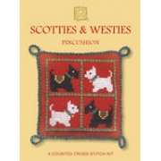 SWPC Scotties & Westies Pincushion