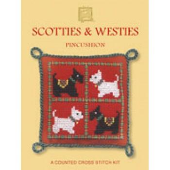 SWPC Scotties & Westies Pincushion