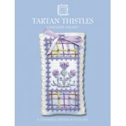 TTSA Tartan Thistles Sachet
