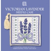 VLNC Victorian Lavender Needle Case