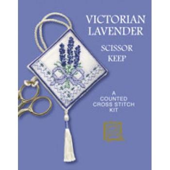 VLSK Victorian Lavender Scissor Keep
