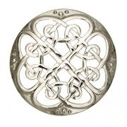 188 Cathedral Plaid Brooch