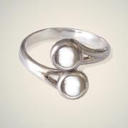 April (Crystal) Ring