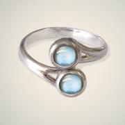 March (Aquamarine) Ring