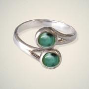 May (Emerald) Ring