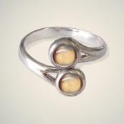 October (Opal) Ring