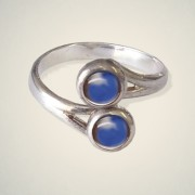 September (Sapphire) Ring