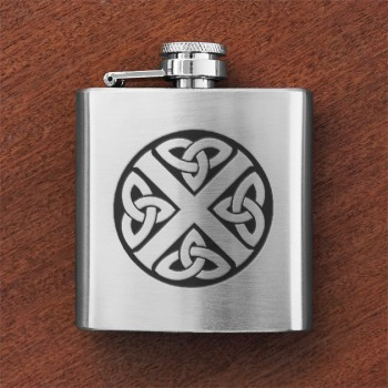 HF3 CS - Sporran Flask Celtic Saltire