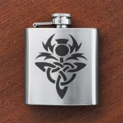 HF3 CT - Sporran Flask Celtic Thistle