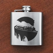 HF3 TR - Sporran Flask Steam Train