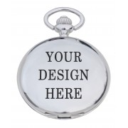 PW BE - Bespoke Design Engraved Pocket Watch