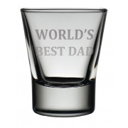 TOT BD - Dram Glass 'Best Dad'