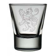 TOT LR - Dram Glass Lion Rampant