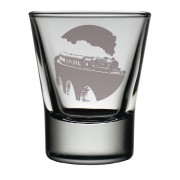 TOT TR - Dram Glass Steam Train