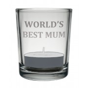 VOT BD - 'Best Mum' Candle Votive