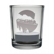 VOT TR - Steam Train Candle Votive