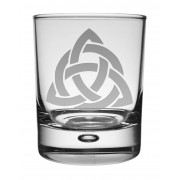 WG CI - Whisky Tumbler Celtic Interlace