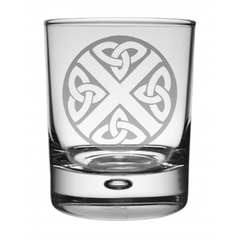 WG CS - Whisky Tumbler Celtic Saltire