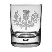 WG TH - Whisky Tumbler Thistle