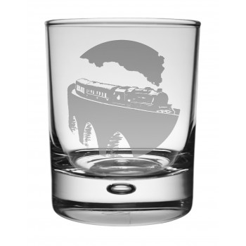 WG TR - Whisky Tumbler Steam Train