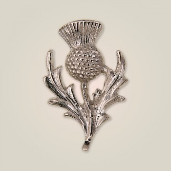 217B Scottish Thistle Brooch