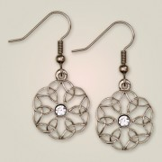 123E Cathedral Earrings
