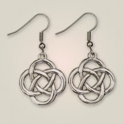 205E Jura Knot Earrings