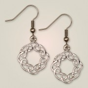 231E Eternal Interlace Earrings