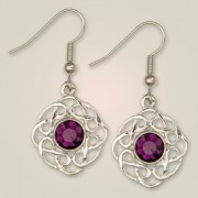 233 Eternal Interlace Earrings