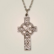 200 Columba Cross Pendant