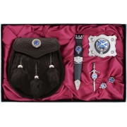 GS3 Semi-Dress Sporran Gift Set